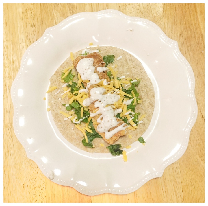 Fish Tacos–First May MediterraneanMonday!