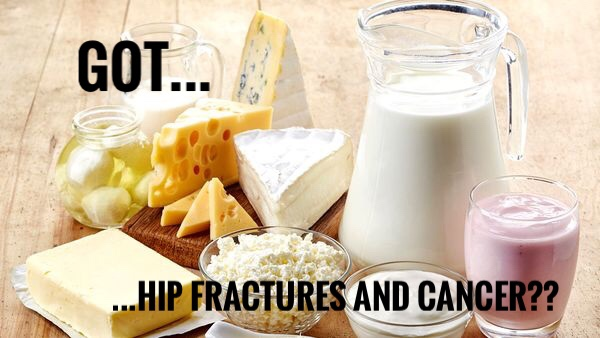 Dispelling the Dairy Myth–Why It's Bad for You, and How to Get Calcium without It