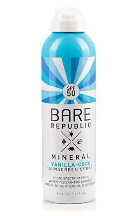 bare republic spray