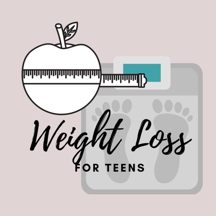 More Plants, Less Weight – Weight Loss for My Teens