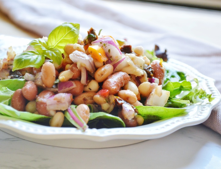 Italian 3-Bean Salad
