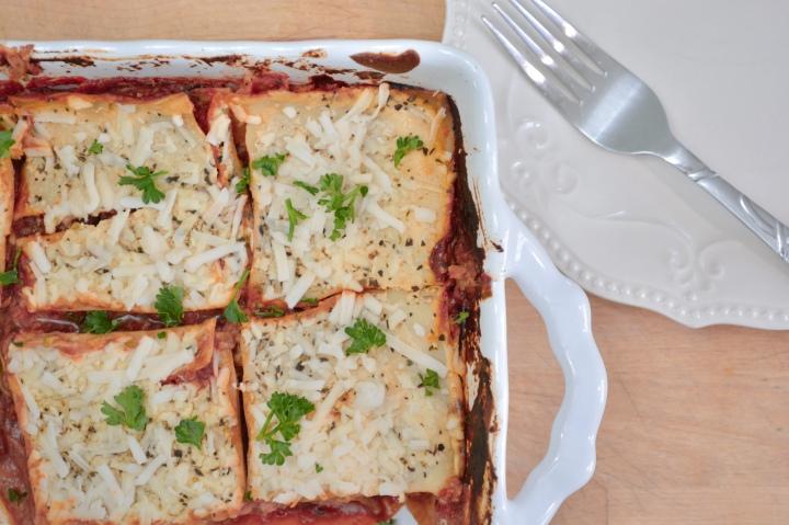 Vegan Lasagna Even the Kids WillLove